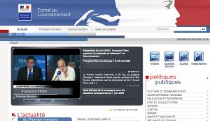 gouvernement.fr - portail du gouvernement